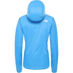 The North Face Resolve 2 Chaqueta Mujer, clear lake blue
